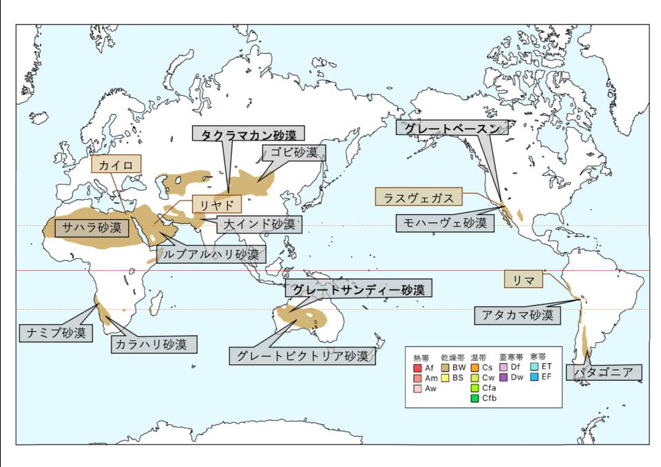 BW-map